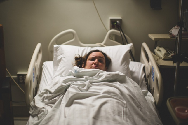 Sad Hospital Hillary